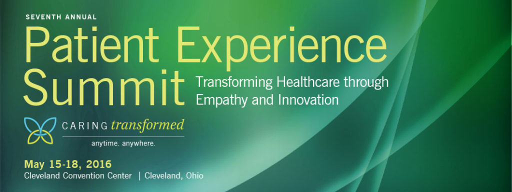 Patient Experience Summit 2016